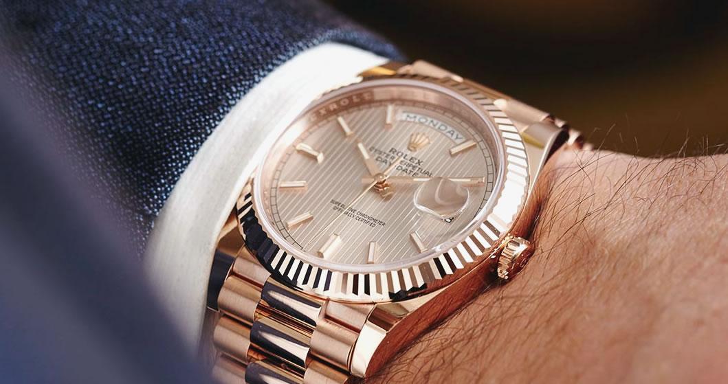 Rolex Day Date President Replica