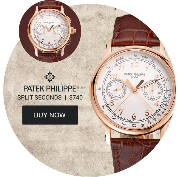 Patek Philippe Split Seconds Replica