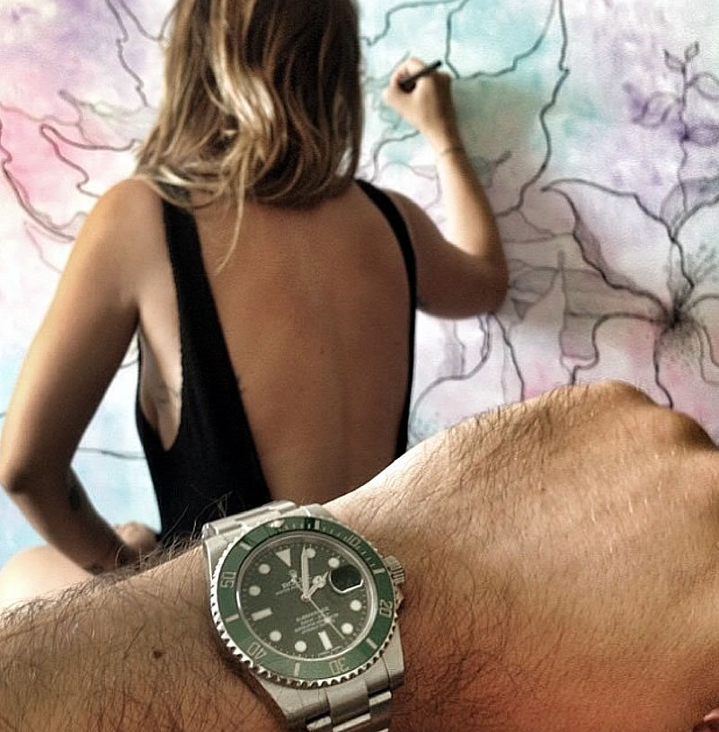 Submariner-Replica-ROLEX